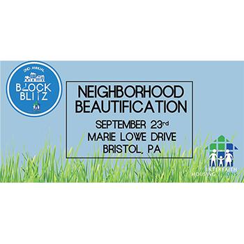 2nd Annual Block Blitz, September 23, 2017