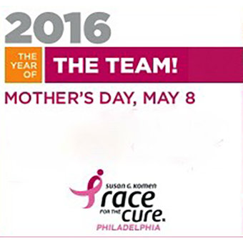 Little Pink Houses Race for the Cure, May 8, 2016