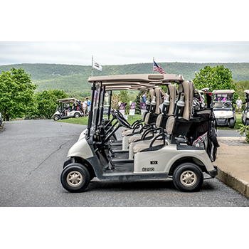 21st Annual Charles B. Patt, Jr. Golf Tournament, May 14, 2018